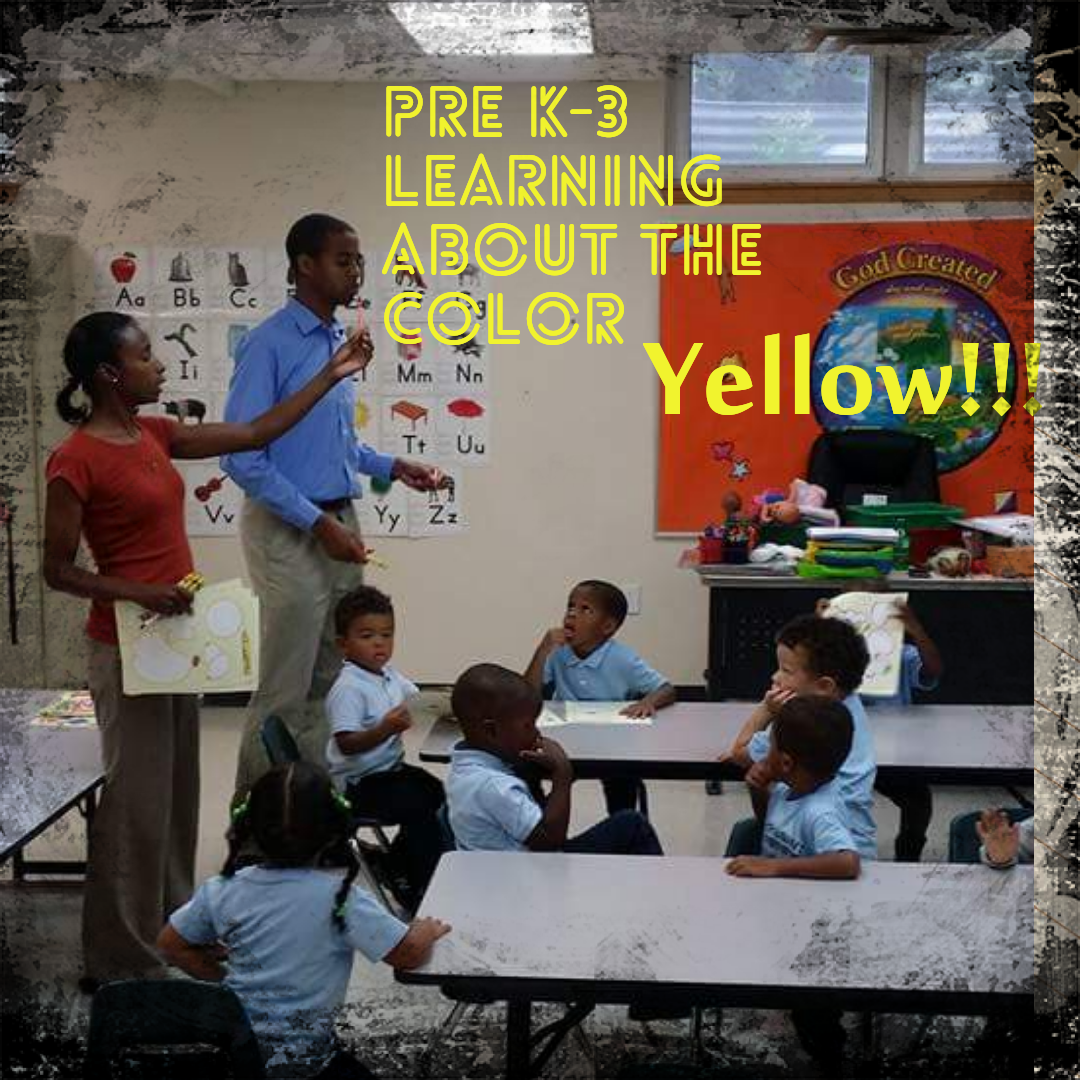 Learning Yellow